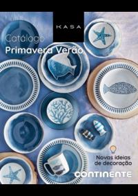 Folhetos Continente Modelo Braga : Catálogo primavera verão