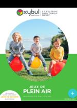 Catalogues et collections Oxybul Eveil & jeux : Jeux de plein air