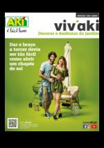 Folhetos AKI : Dar o braço a torcer devia ser tão fácil como abrir um chapéu de sol