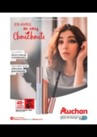 Prospectus Auchan MAUREPAS : En avril on vous chouchoute