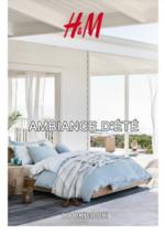Catalogues et collections H&M : Lookbook maison Ambiance d'été