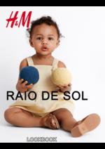 Catálogos e Coleções H&M : Lookbook criança Raio de sol