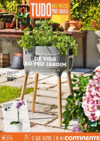 Folhetos Continente Bom Dia Alfornelos : Dê vida ao seu jardim