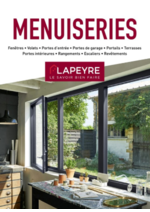 Catalogues et collections Lapeyre : Menuiseries