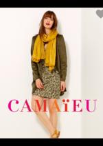 Catalogues et collections Camaieu : Tendances Fleurie