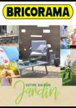 Prospectus Bricorama : Votre saison Jardin