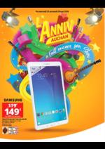 Promos et remises  : L'anniv Auchan fait encore son show
