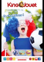 Prospectus King Jouet : Un été de champions!