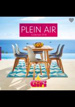 Prospectus Gifi : Collection plein air 2018