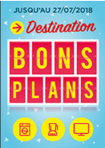 Promos et remises  : Destination