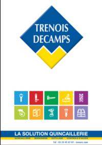 Catalogues et collections Trenois Decamps Paris : Catalogue 2018