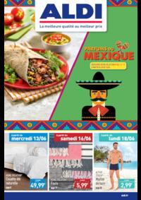Promos et remises Aldi Guilers : Parfums du Mexique