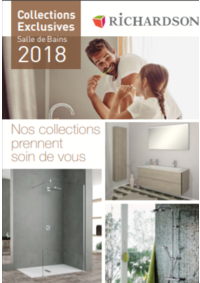 Catalogues et collections Richardson FRESNES : Collections exclusives