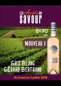 Prospectus Savour club Paris Maison de la Radio : Le nouveau catalogue