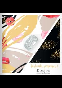 Catalogues et collections Donjon Paris : Instants surprises