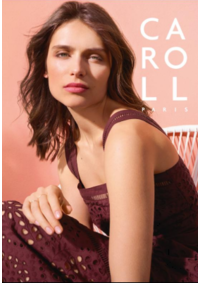 Catalogues et collections Caroll Bruxelles - 12 Av Louise : Catalogue été 2018