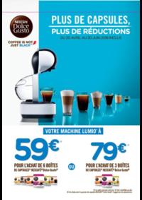 Bons Plans BeDigital Levallois Perret : Votre machine vous revient a 59€ ou 79€