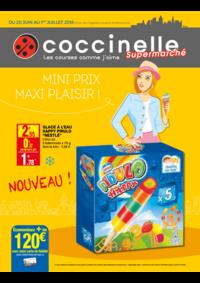 Prospectus Coccinelle Supermarché NOGENT SUR MARNE : Maxi prix maxi plaisir!