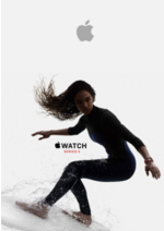 Catalogues et collections Apple : Apple Watch