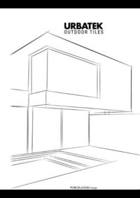 Prospectus Porcelanosa BESANCON : Outdoor tiles Urbatek