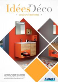 Journaux et magazines Espace Aubade COLOMBES : Couleurs vitaminées