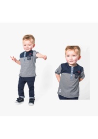 Catalogues et collections Gemo IBOS : Lookbook enfant