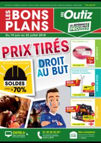Prospectus Outiz Corbeil-Essonnes : Prix tirés