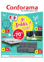 Prospectus Conforama : So Soldes!