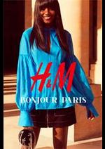 Prospectus H&M : H&M Bonjour Paris