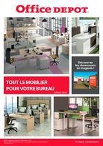 Prospectus  : Tout le mobilier pour votre bureau