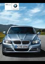 Prospectus BMW : BMW Serie3-Berline