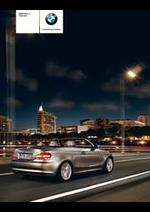 Prospectus BMW : BMW Serie1-Cabriolet