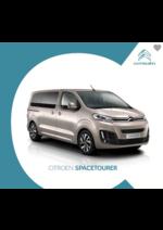 Catalogues et collections Citroen : Spacetourer
