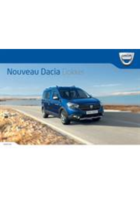 Prospectus Dacia - Renault Agent GARAGE JEAN CLAUDE MAGNIEN : Dacia Dokker