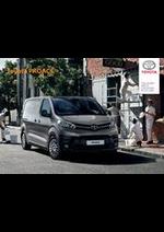Promos et remises  : Toyota Proace