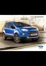 Promos et remises  : Ford Ecosport