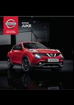 Promos et remises  : Nissan JUKE