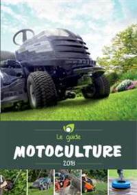 Prospectus Point Vert ST OUEN LES PARAY : Guide Motoculture 2018