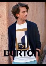 Prospectus Burton : Soldes Homme