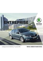 Promos et remises  : Skoda Entreprise