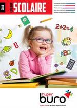 Promos et remises  : Catalogue scolaire