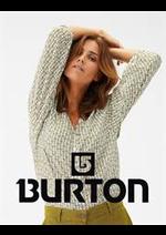 Prospectus Burton : Collection F/W 18 Femme