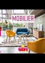 Prospectus Gifi : Collection Intérieur 2018/2019