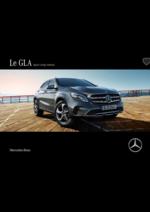 Catalogues et collections Mercedes Benz : Le GLA