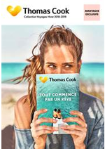 Prospectus Thomas Cook : Collection Voyages Hiver