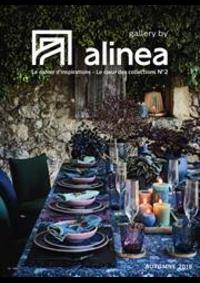 Prospectus Alinéa NANCY - FLEVILLE : Automne
