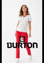 Prospectus Burton : Pantalons Femme
