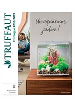 Prospectus Truffaut : Un aquarium, j'adore!