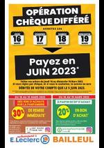 Prospectus E.Leclerc drive : Coop Unternehmensprofil