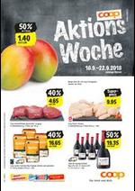 Prospectus E.Leclerc drive : Supermarkt-Angebote in der Verkaufsregion Bern-Wallis